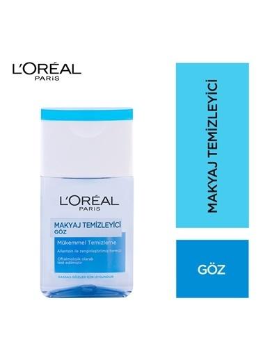 L'Oréal Paris Göz Makyaj Temizleme Losyonu 125Ml Renksiz
